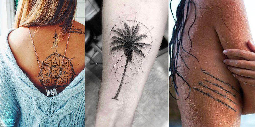 Tatouage New School femme : 15+ idées de tatouages et sa signification 2020