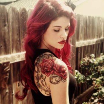Quelle partie du corps choisir pour un tatouage ? : 9 idées de d'emplacements 74