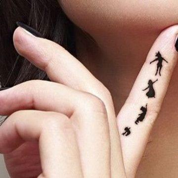 Quelle partie du corps choisir pour un tatouage ? : 9 idées de d'emplacements 117