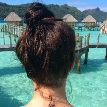 Tatouage Polynésien femme : 25+ idées de tatouages et sa signification 7