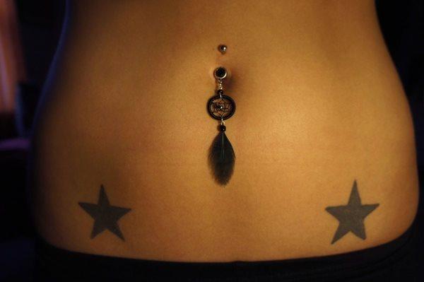 Quelle partie du corps choisir pour un tatouage ? : 9 idées de d'emplacements 66