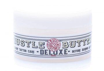 Hustle Butter Deluxe : La meilleure lotion de soin après avoir réalisé un tatouage