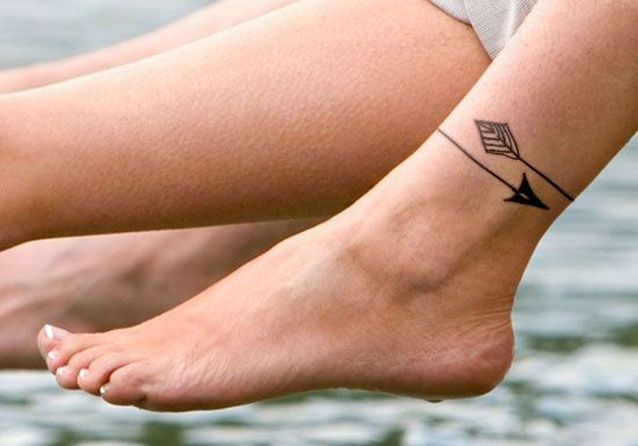 Tatouage cheville femme  25+ idées de tatouages et leurs significations 7