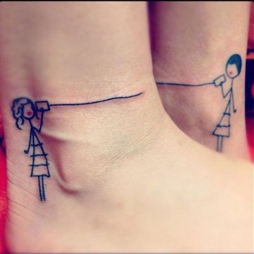 Tatouage cheville femme : 25+ idées de tatouages et leurs significations 9