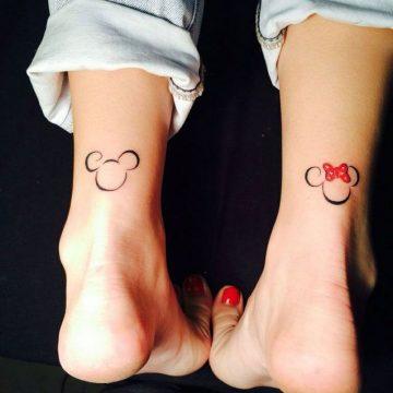 Tatouage cheville femme : 25+ idées de tatouages et leurs significations 17