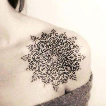 Quelle partie du corps choisir pour un tatouage ? : 9 idées de d'emplacements 69