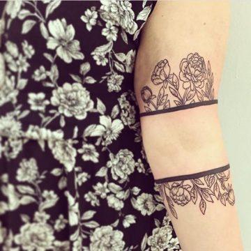 Tatouage bras femme : 50+ idées de tatouages et leur signification 228