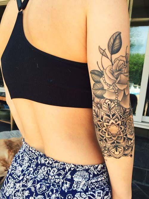 Quelle partie du corps choisir pour un tatouage ? : 9 idées de d'emplacements 88