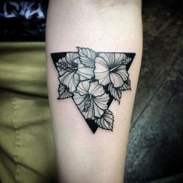Quelle partie du corps choisir pour un tatouage ? : 9 idées de d'emplacements 101