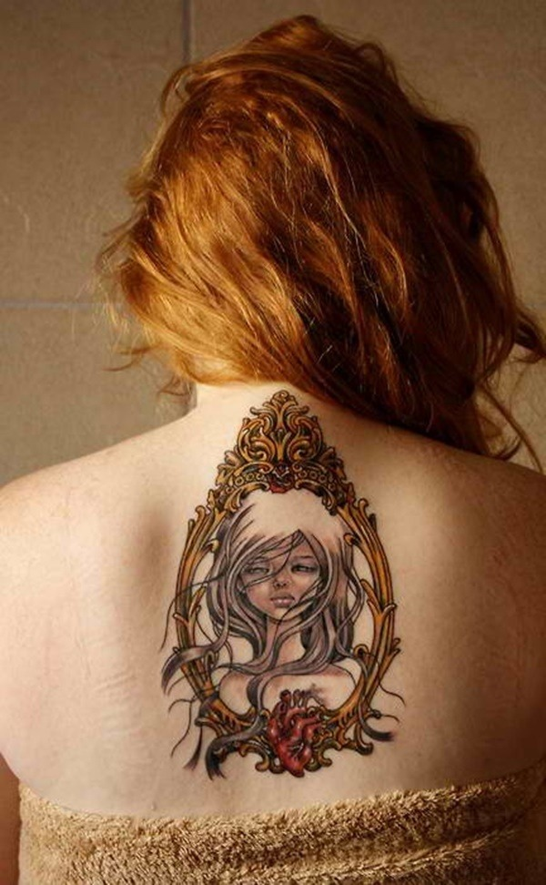 Tatouage dos femme : 50+ idées de tatouages et leurs significations 37
