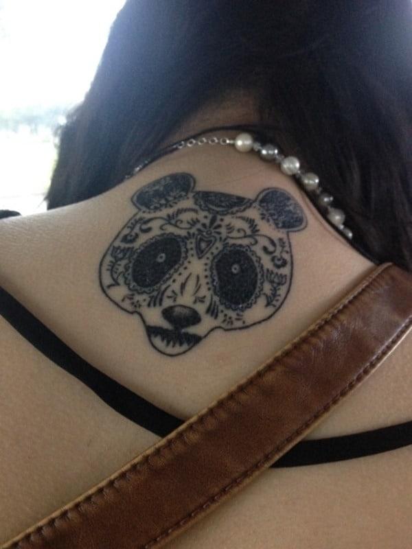 Tatouage dos femme : 50+ idées de tatouages et leurs significations 98