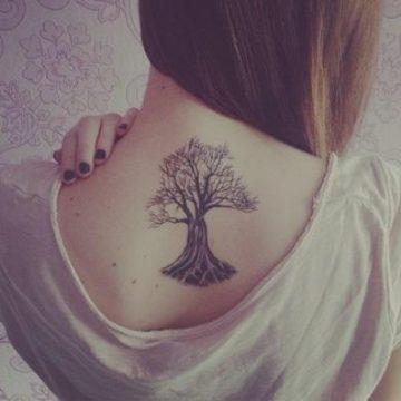 Tatouage épaule femme : 25+ idées de tatouages et leurs significations 124
