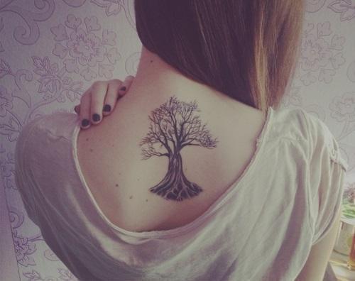 Tatouage épaule femme : 25+ idées de tatouages et leurs significations 53