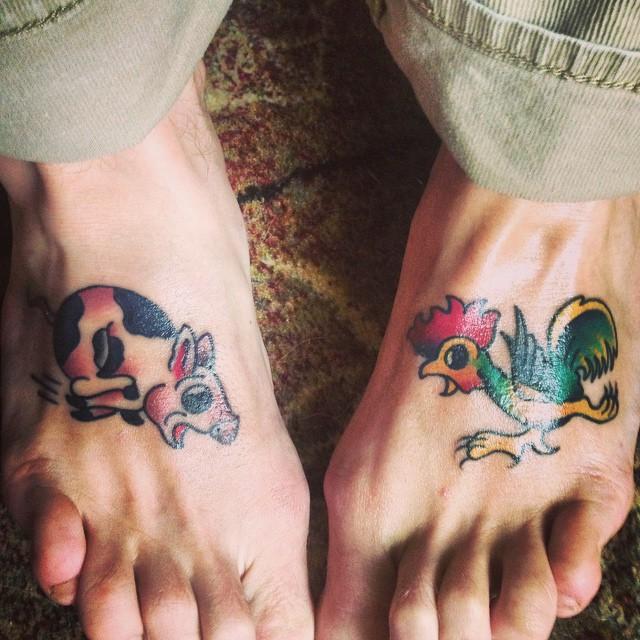 Tatouage Old School femme : 25+ idées de tatouages et sa signification 13