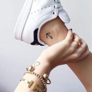 Quelle partie du corps choisir pour un tatouage ? : 9 idées de d'emplacements 17
