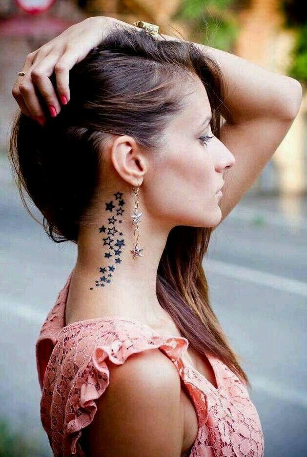 Quelle partie du corps choisir pour un tatouage ? : 9 idées de d'emplacements 37