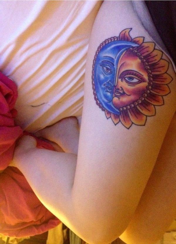 Tatouage cuisse femme : 30+ idées de tatouages et leurs significations 2