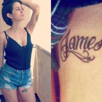 Tatouage cuisse femme : 30+ idées de tatouages et leurs significations 127