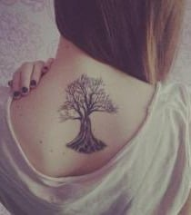 Tatouage dos femme : 50+ idées de tatouages et leurs significations 118