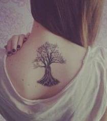 Tatouage dos femme : 50+ idées de tatouages et leurs significations 2