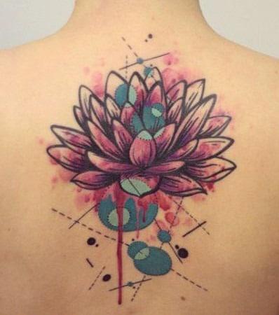 Quelle partie du corps choisir pour un tatouage ? : 9 idées de d'emplacements 47