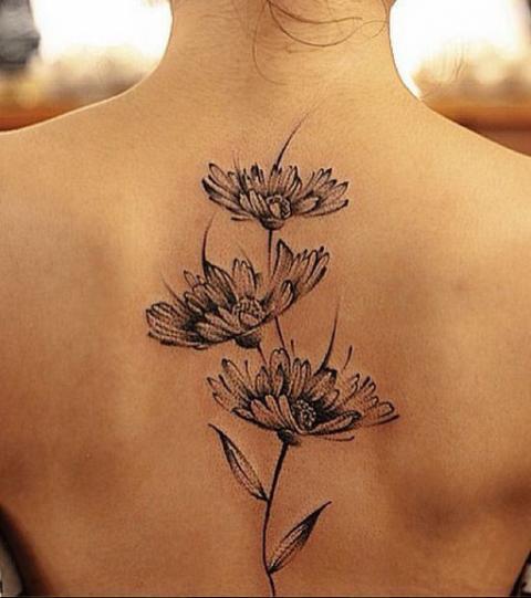Quelle partie du corps choisir pour un tatouage ? : 9 idées de d'emplacements 48