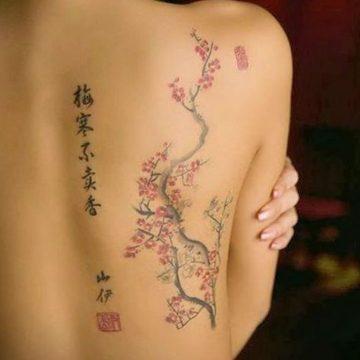 Tatouage Japonais femme : 15+ idées de tatouages et sa signification 1