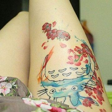 Tatouage Japonais femme : 15+ idées de tatouages et sa signification 8