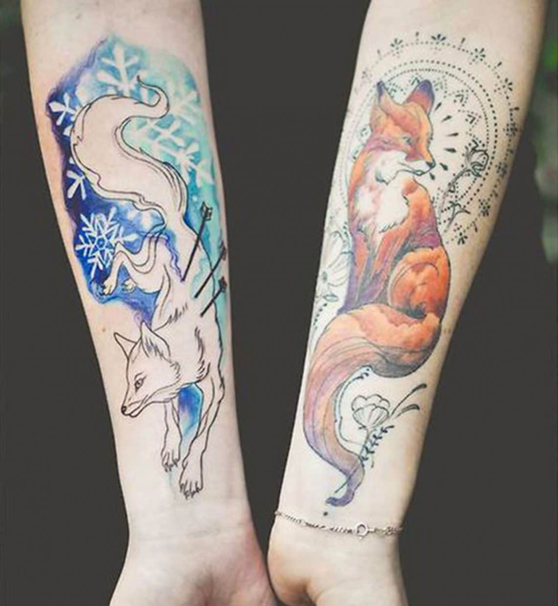 Tatouage Japonais femme : 15+ idées de tatouages et sa signification 14
