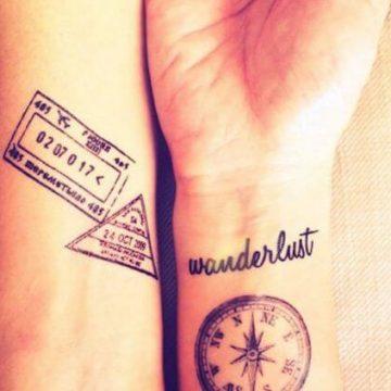 Tatouage poignet femme : 25+ idées de tatouages et leurs significations 56