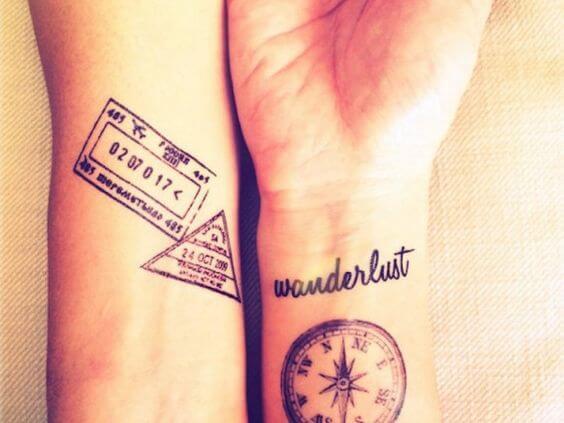 Tatouage poignet femme : 25+ idées de tatouages et leurs significations 5