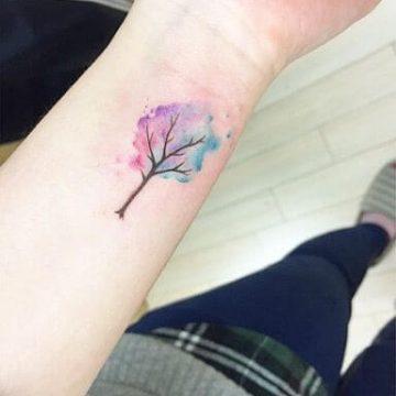 Tatouage poignet femme : 25+ idées de tatouages et leurs significations 72