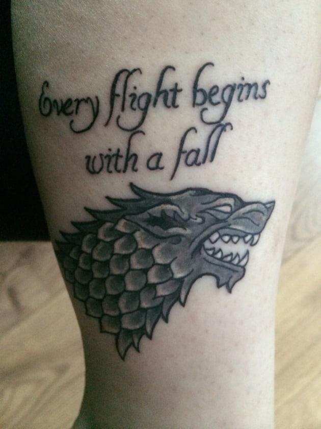 Tatouage Game of Thrones : 25+ meilleurs tatouages de la série 10