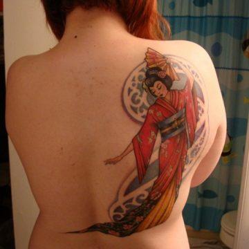 Quizz : Quelle partie du corps pour mon tatouage ? 6