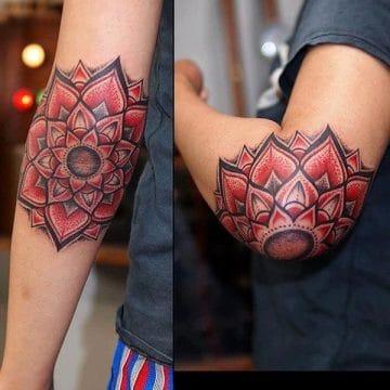 Tatouage mandala femme : 50+ idées de tatouages et leurs significations 177