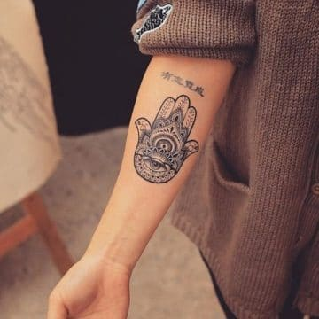 Tatouage mandala femme : 50+ idées de tatouages et leurs significations 176