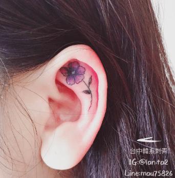 Tatouage discret femme : 50+ idées de tatouages et leurs significations 50