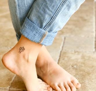 Tatouage discret femme : 50+ idées de tatouages et leurs significations 70