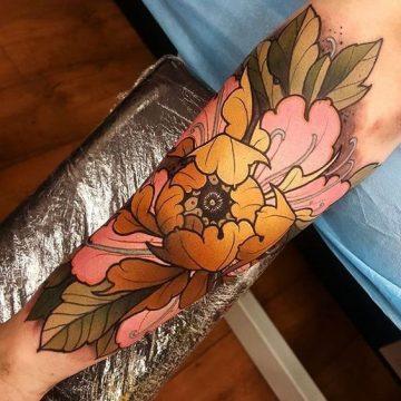 Tatouage manchette femme : 50+ idées de tatouages et leurs significations 68