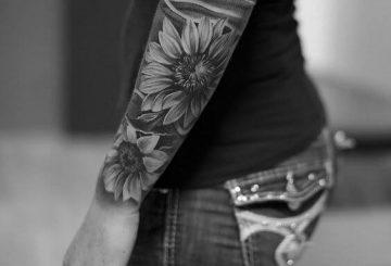 Tatouage manchette femme : 50+ idées de tatouages et leurs significations 104