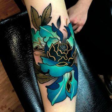 Tatouage manchette femme : 50+ idées de tatouages et leurs significations 81
