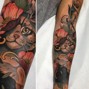 Tatouage manchette femme : 50+ idées de tatouages et leurs significations 87