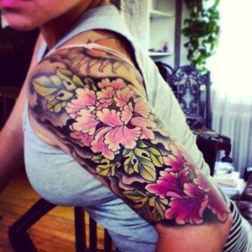 Tatouage manchette femme : 50+ idées de tatouages et leurs significations 89