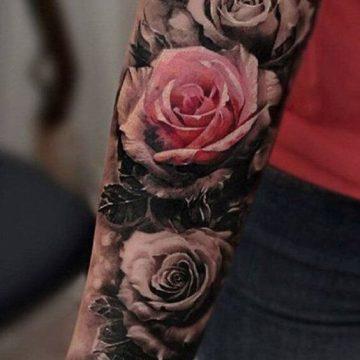 Tatouage manchette femme : 50+ idées de tatouages et leurs significations 100