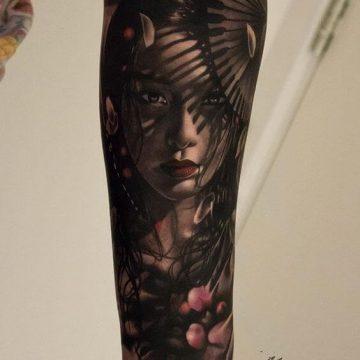 Tatouage manchette femme : 50+ idées de tatouages et leurs significations 101