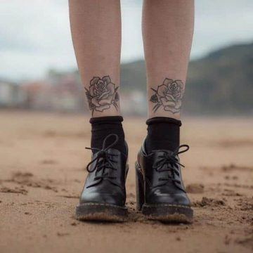 Tatouage rose : 150+ idées de tatouages et leurs significations 151