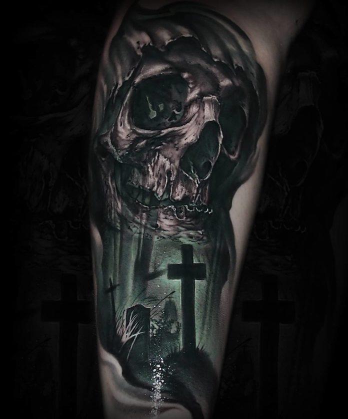 1 4 - 40 tatouages croisés pour hommes