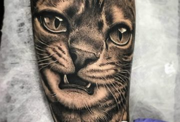 100 beaux tatouages réalistes pour hommes 4
