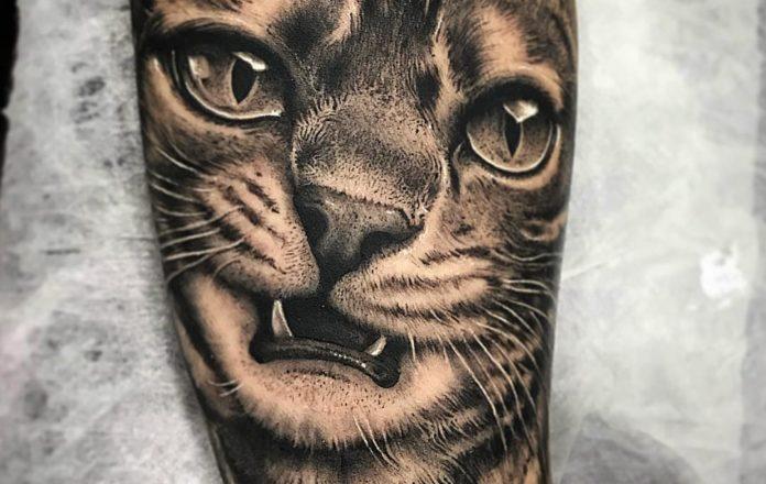 100 beaux tatouages réalistes pour hommes 1