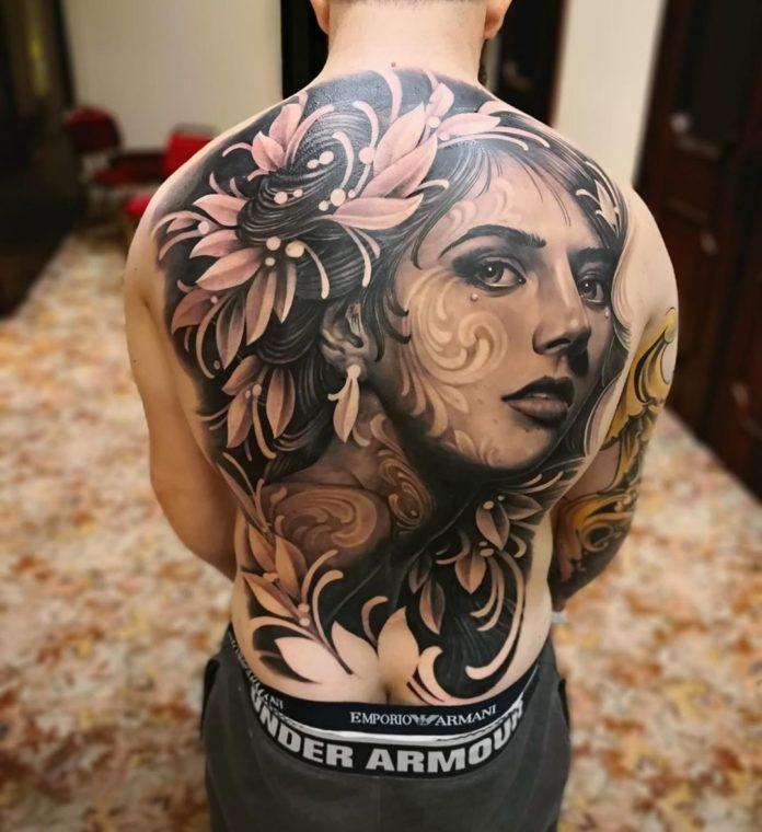 11 7-100 beaux tatouages réalistes pour hommes